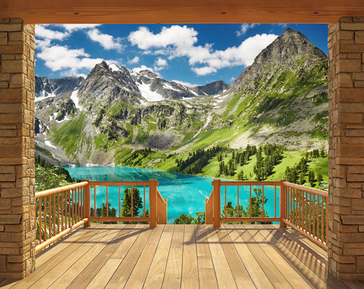 3d tapeta pre dospel ch walltastic alpy 305 x 244 cm - Poster mural 3d ...