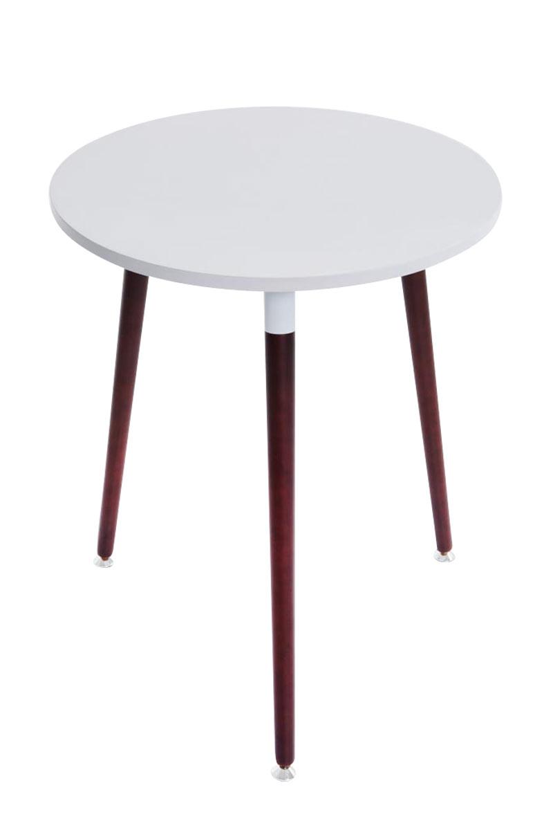 Jedálenský stôl okrúhly drevený Amalia