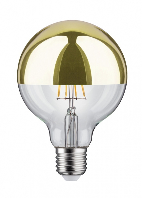 LED žiarovka ARLI Gold (Ø125 mm)