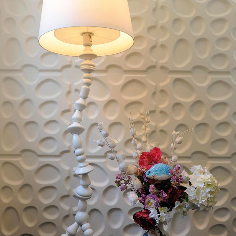 3d obklad na stenu wallart - pebbles