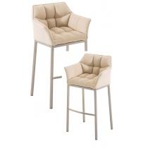 8cfc2267415f  VÝPREDAJ  - (SET 2ks) Barová stolička Damas E4